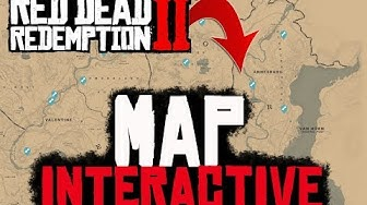 Red Dead Redemption 2 | MAP INTERACTIVE