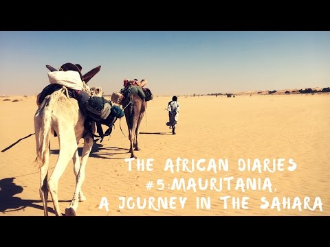 A TRIP IN THE SAHARA,  MAURITANIA - Trip Therapy GoPro Hero HD
