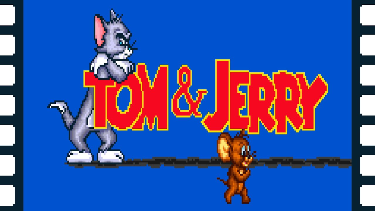 Tom and Jerry (SNES) | Video Game Walkthrough