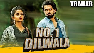 No. 1 Dilwala (Vunnadhi Okate Zindagi) Official Hindi Dubbed Trailer 2 | Ram Pothineni, Lavanya