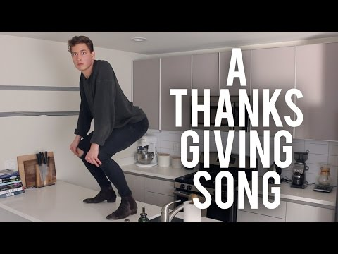 A THANKSGIVING SONG (MUSIC VIDEO)