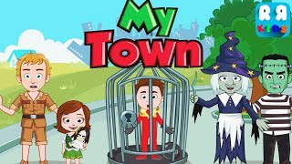 My Town : Haunted House (By My Town Games LTD) - New Best App for Kids