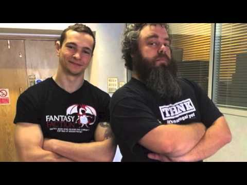 Patrick Rothfuss Interview - The Slow Regard of Silent Things