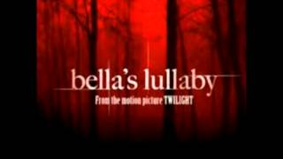 Bella's Lullaby (twilight Soundtrack Version) - Carter Burwell