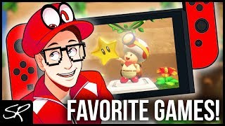 My FAVORITE Nintendo Switch Games! | What