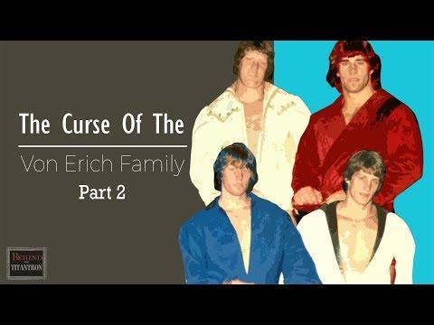 Behind The Titantron | The Von Erich Curse  | Episode 21 (Part 2)
