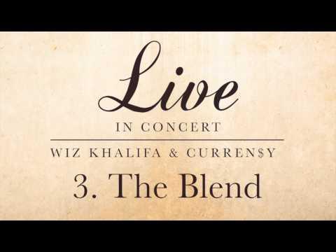 Wiz Khalifa & Curren$y - The Blend