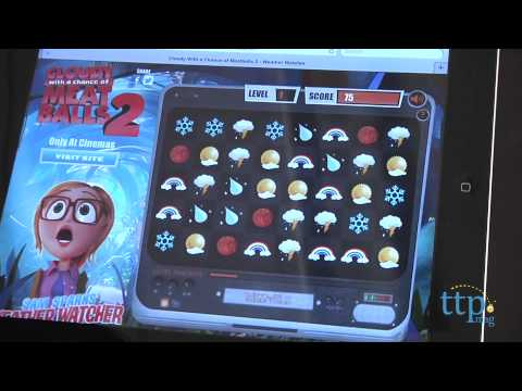Cloudy with a Chance of Meatballs 2: Sam Sparks' Weather Watcher from Sony