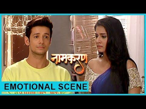 Amol Apologize To Avni - Emotional Scene   Naamkaran thumbnail