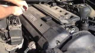 BMW M54 M52tu M56 BEST step by step valve cover removal and gasket reseal / replacement