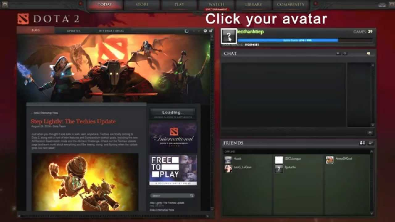 dotart how to find and download your replay dota 2 game youtube