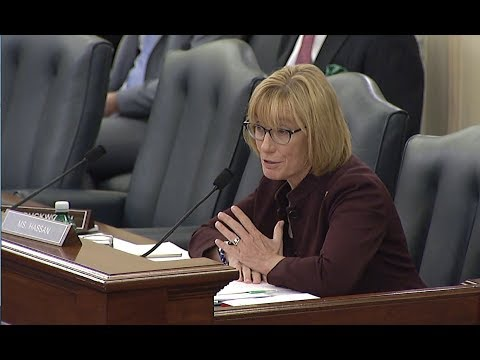 Sen. Hassan Highlights Dangers of Budget Cuts to Airport Security During Senate Hearing