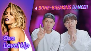 K-pop Artist Reaction Ciara - Level Up