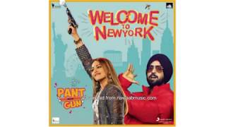 Pant Mein Gun -  Diljit Dosanjh Latest Song 2018 (Full Song)