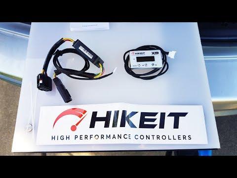 HIKEIT X9 Throttle Controller Install & Review – Isuzu MU-X
