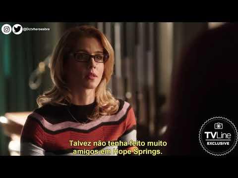 "Arrow • Cena Deletada ""Olicity's Future"". (Legendado)"