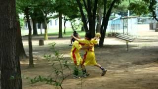 ちびっこ選抜ハンドボール 長野大会2012