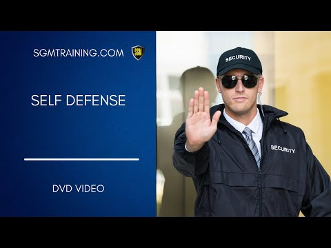 Preview Self Defense For Security Guards  YouTube