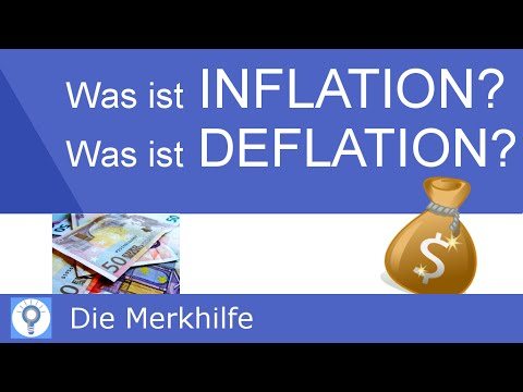 was ist inflation und was ist deflation einfach erkl rt wirtschaftbasics 16 youtube. Black Bedroom Furniture Sets. Home Design Ideas