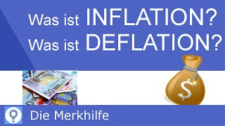 Was ist Inflation und was ist Deflation? Einfach erklärt! | WirtschaftBasics 16