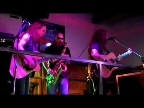 Jamie Holka/Bruce Wojick w/Jay Moynihan- Outro - Honey's - Niagara Falls, NY 7/10/2012