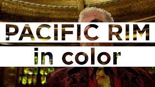 Pacific Rim Color Palette Supercut