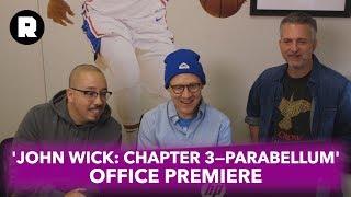 'John Wick: Chapter 3—Parabellum' Trailer Breakdown | Office Premieres | The Ringer