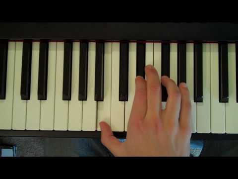 B6 Piano Chord Worshipchords