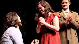 Woman Called on Stage During Broadway Show Gets Surprise Proposal
