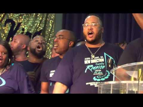 New Direction Reunion Choir-
