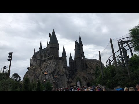 Universal Studios and Islands of Adventure Live Stream - 3-30-18