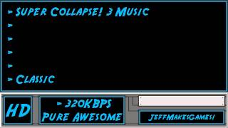 Super Collapse! 3 Music - Classic