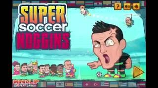 Super Soccer Noggins - Play now on Miniclip!