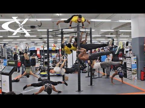 Decathlon team NXC 93 Workout 16 12 17