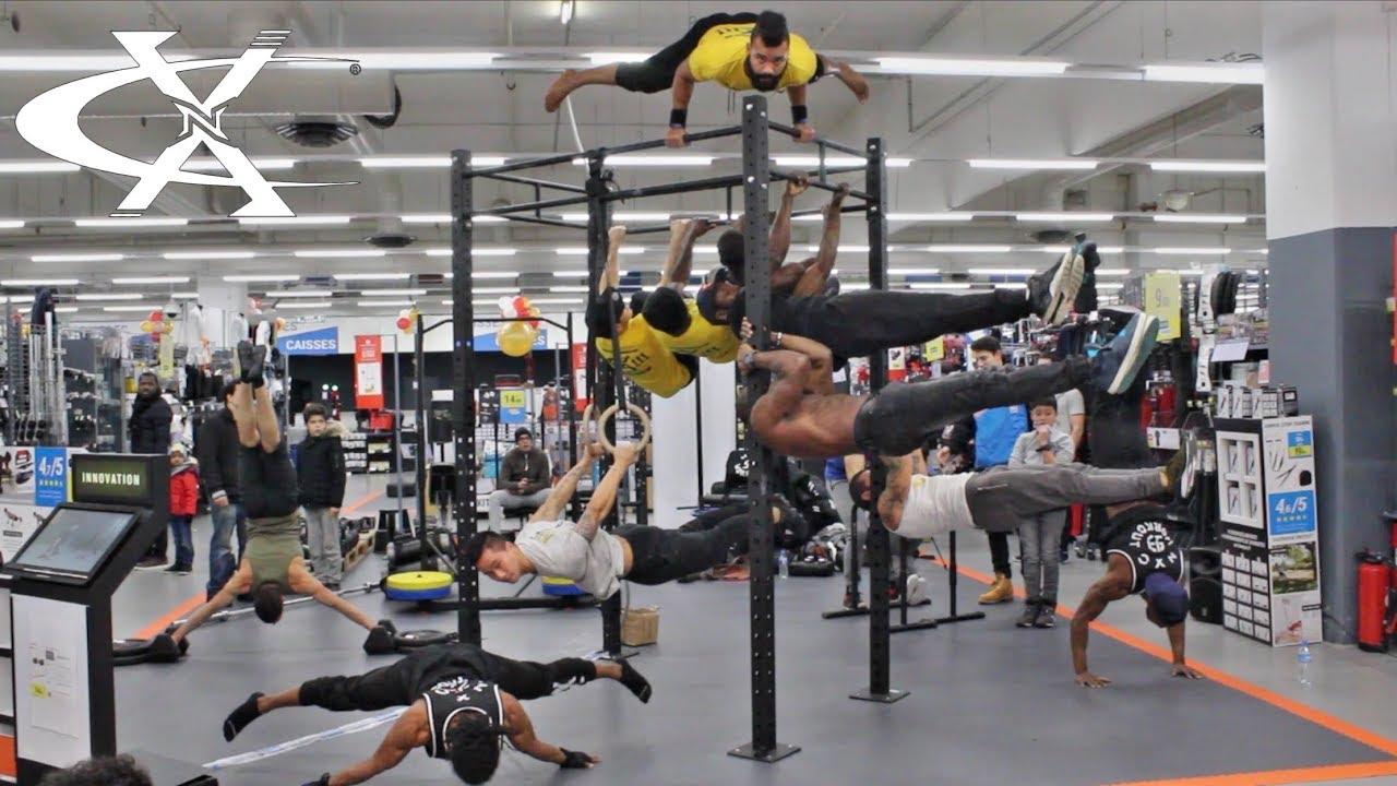 Decathlon team nxc 93 workout 16 12 17 youtube