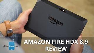amazon fire hdx 8 9 review