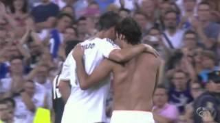 Рауль даёт свою футболку под номером 7 Криштиану Роналду   Реал Мадрид 1 0 Аль Садд 22 08 2013(Доброго времени! Вы можете заказать модную футболку здесь: http://apple-iphone-5s.ml/ А так же, на Нашем канале, Вы найд..., 2014-07-19T23:15:27.000Z)