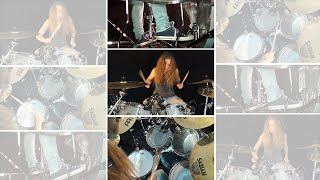 Download Dream Theater Drum Cover & Tutorial #Shorts