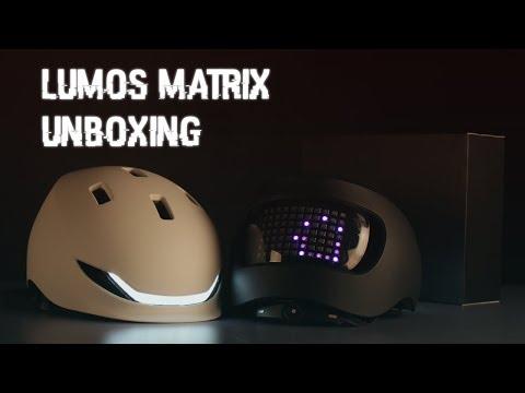 Lumos Matrix Unboxing