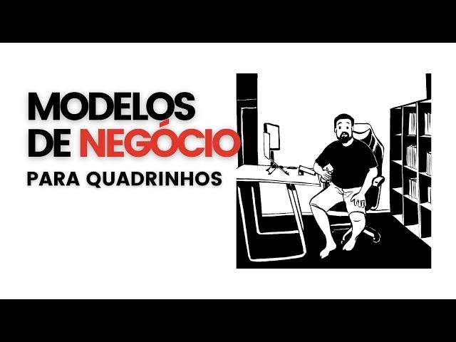 Modelos de negócio para quadrinhos