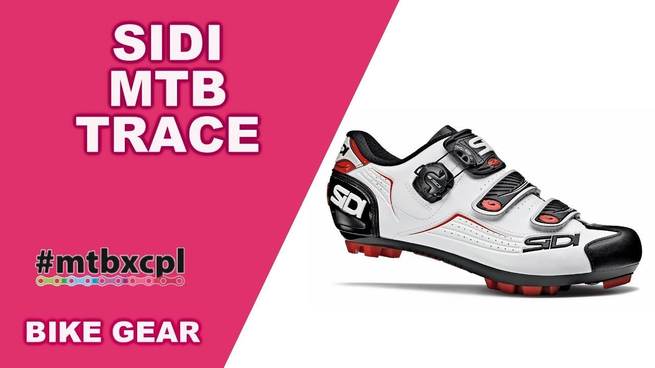 8227533e71e SIDI MTB Trace | Bike Gear #MTBXCPL - YouTube