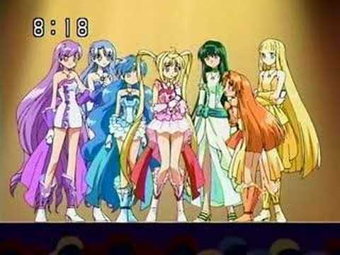 Mermaid Melody Final Songs