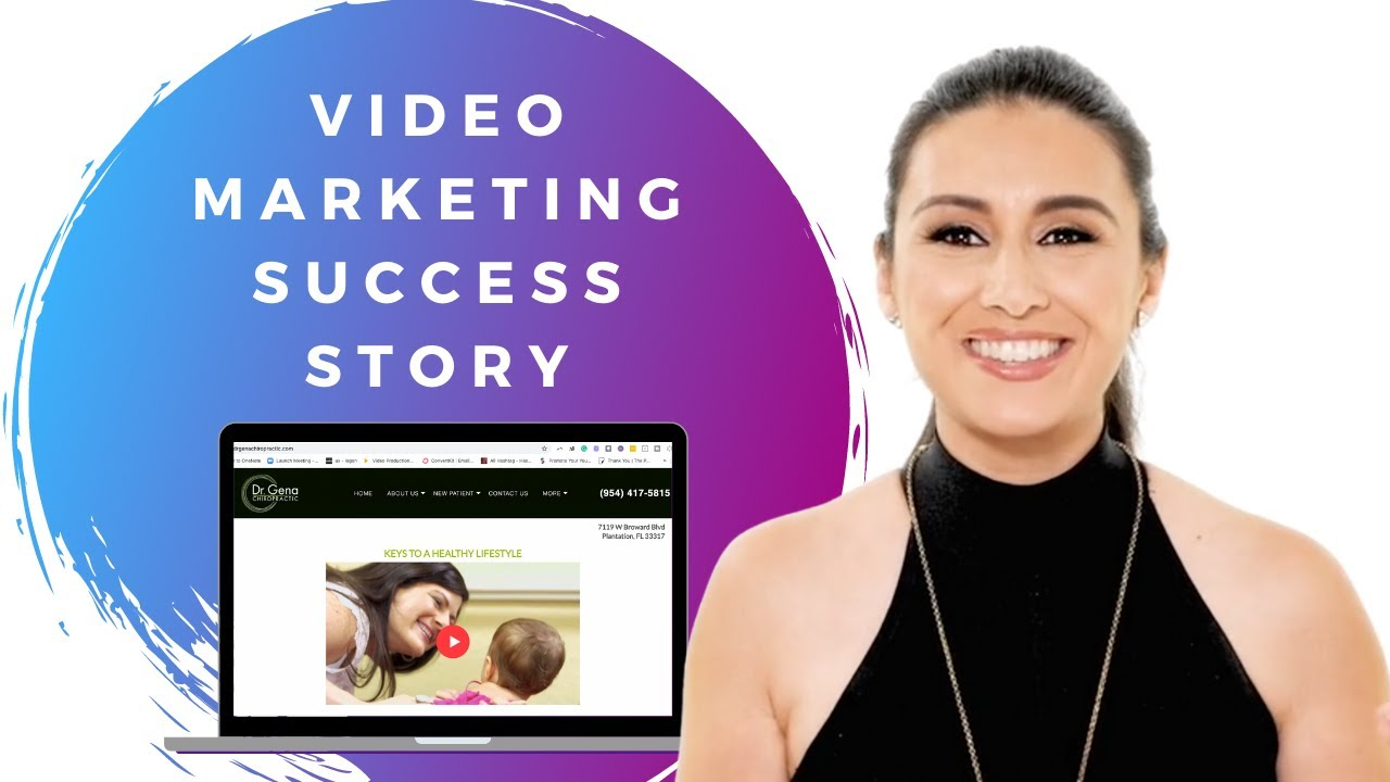 VIDEO MARKETING SUCCESS STORY!