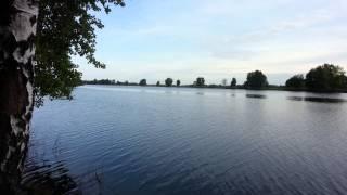 Озеро Антоново не далеко от Криводаново, Тюмень рыбалка