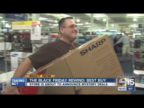 Black Friday rewind: Best Buy
