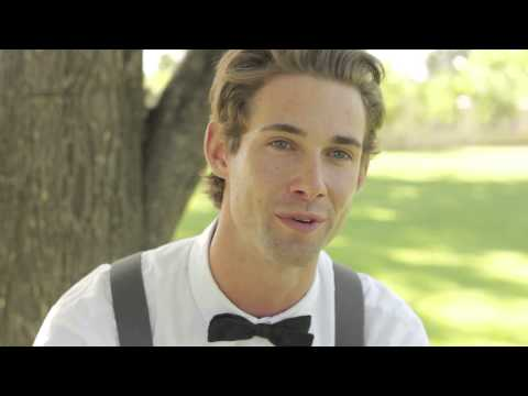 MOST STUNNING Vintage Wedding Love Story Interview by Utah Wedding Videographer
