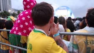 БРРРАЗИЛИЯ ОТВЕТИТ 07: Какая боль! Народ в шоке | Картавый футбол + Coca-Cola