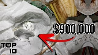 Top 10 Lucky Finds That Made People Rich