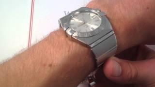 Omega Constellation Double Eagle Luxury Watch Review
