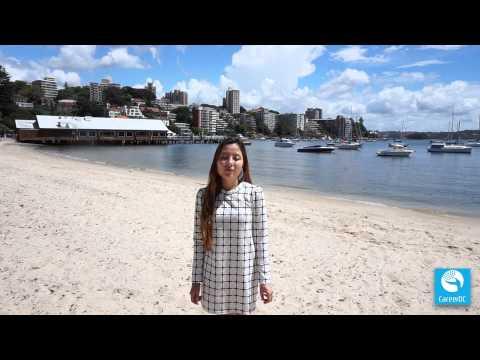 Internship in Australia | Trang's Intern testimonial | careerdc.com.au
